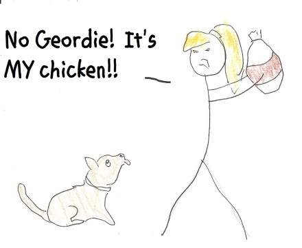 Geordie Draws 3