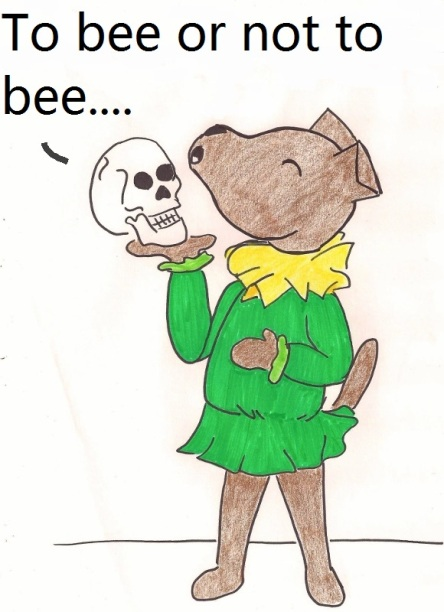To bee or not to bee....