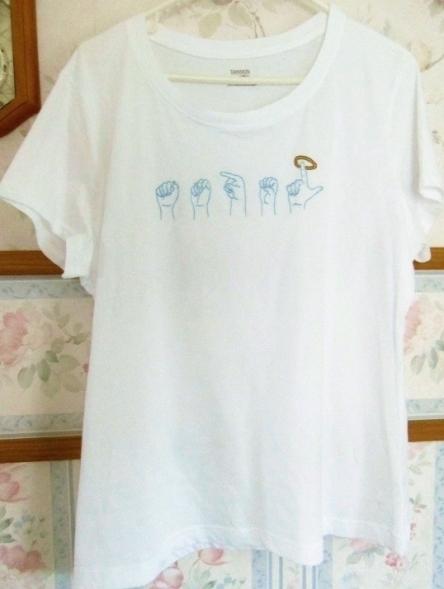Angel T shirt for women