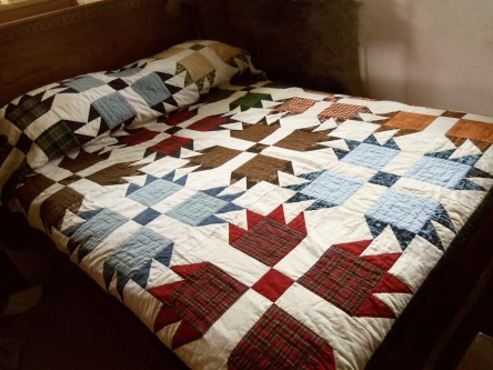 Bear Paw Quilt