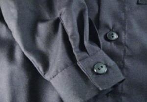 Boy's Black Long sleeved Shirt